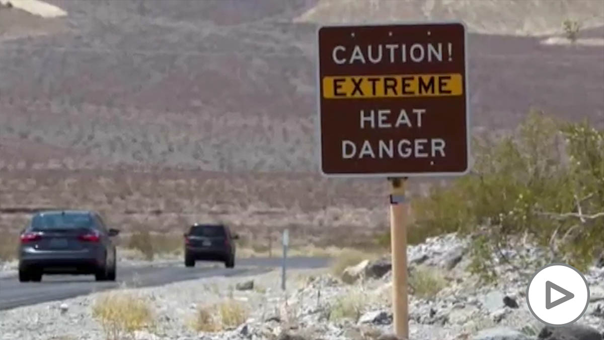 Calor en California