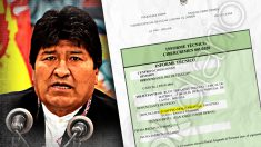Evo Morales está siendo investigado por haber mantenido una relación con una menor de edad.