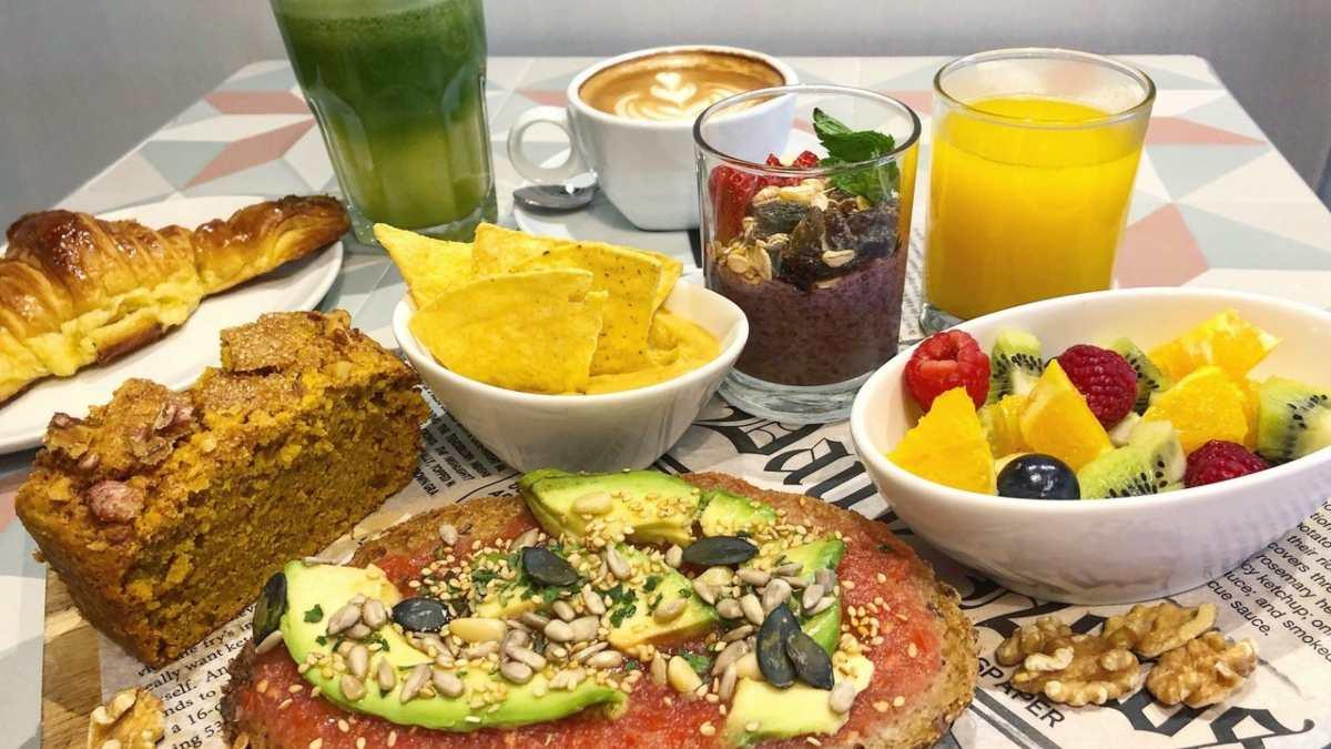 Recetas de desayunos veganos