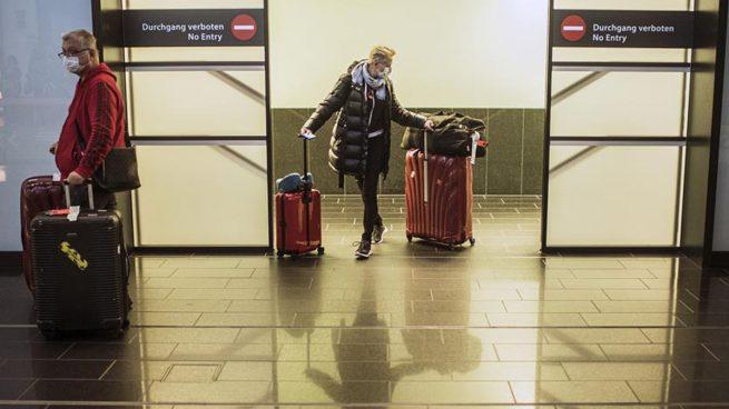 aeropuerto coronavirus malta restirccions pcr negativa