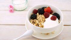 Los yogures pasan por un proceso de fermentación que puede ser muy beneficioso para el organismo