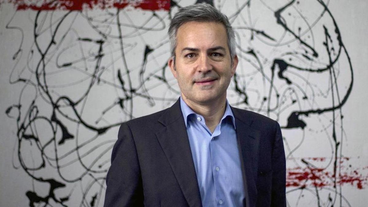 Víctor Font, candidato a la presidencia del Barcelona. (EFE)