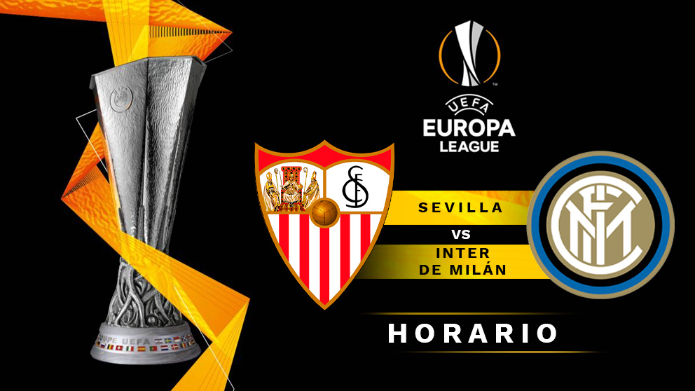 Europa League 2019-2020: Sevilla – Inter de Milán| Horario del partido de fútbol de la final de la Europa League.