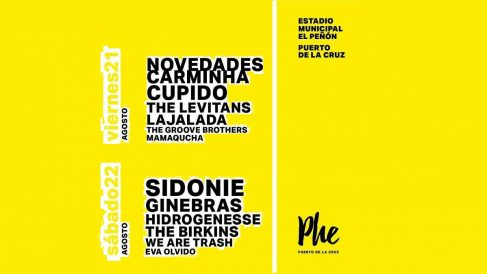 Este fin de semana se celebrará el Phe Festival en Tenerife
