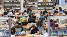 Las universidades andaluzas, blindadas: sólo un 0,06% de su personal da positivo.