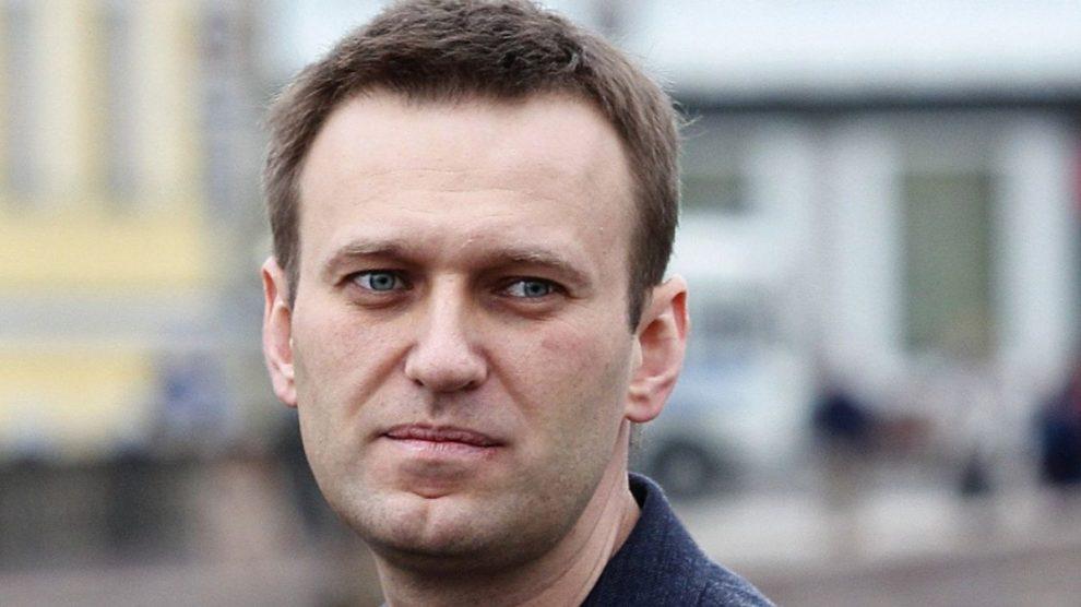 Alexéi Navalny en una reciente imagen.