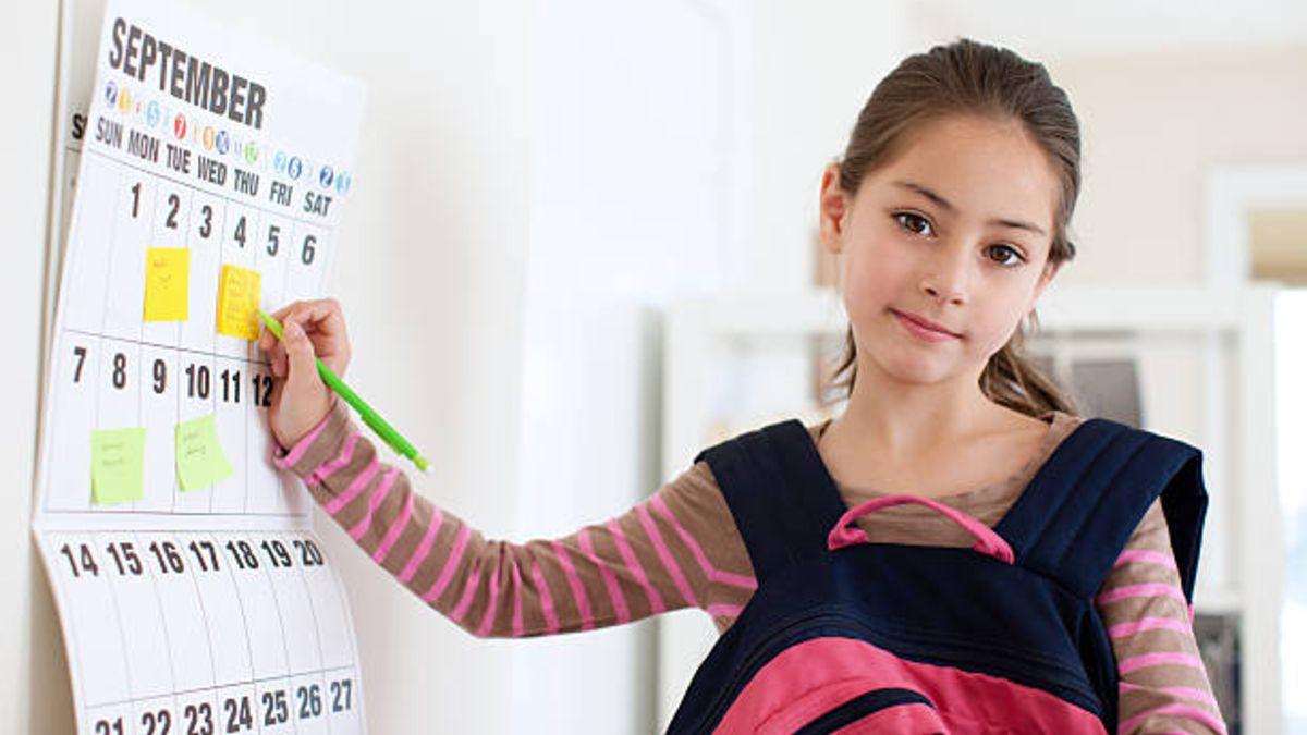 Descubre todo el calendario escolar para el nuevo curso en cada Comunidad Autónoma