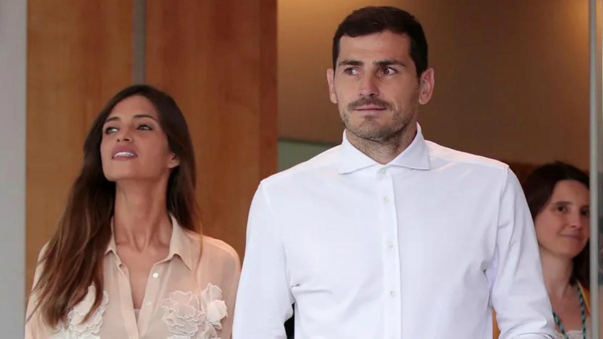 Iker Casillas y Sara Carbonero (EFE).
