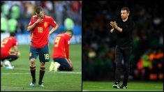 Jordi Alba lidera la lista de grandes ausencias en la convocatoria de Luis Enrique. (Getty)
