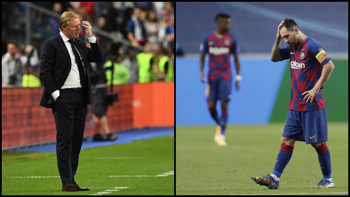 Messi y Koeman se reunirán este mismo jueves.