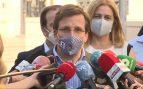 Almeida: «Preocupa que Campo diga 'se han pasado tres pueblos' por el 'viva el Rey' y no por Garzón»