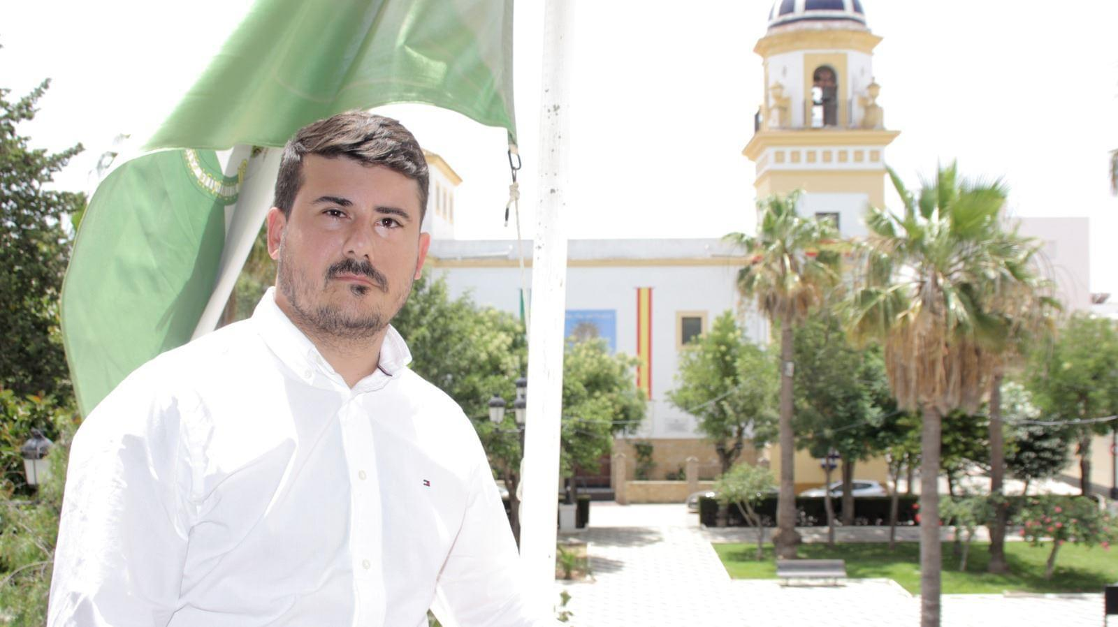 Javier Rodriguez Cabeza, Teniente Alcalde del Ayuntamiento de Barbate.