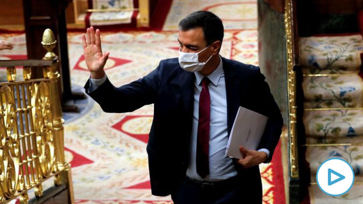El presidente del Gobierno, Pedro Sánchez. (Foto- EFE)