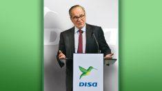 Demetrio Carceller, presidente del Grupo DISA
