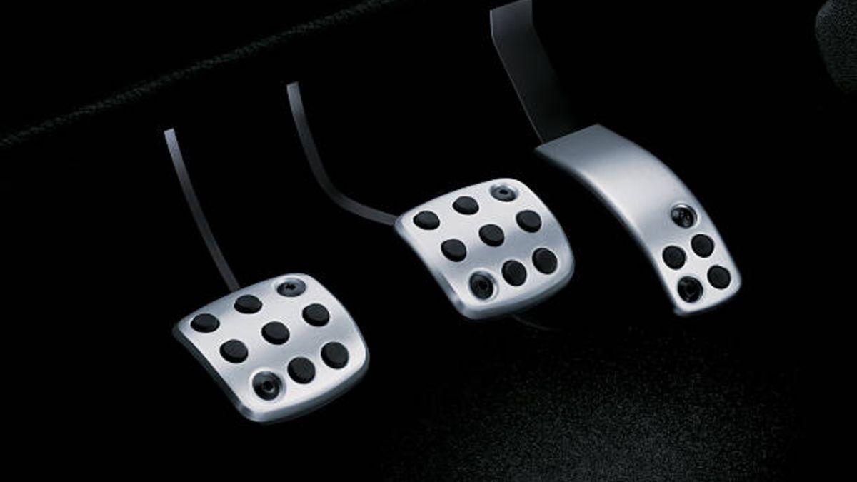 Los trucos para saber utilizar bien los pedales del coche