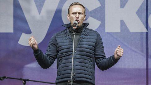 El opositor ruso Alexei Navalny.