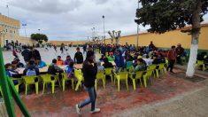 Coronavirus.- Trasladarán a entre 100 y 150 MENA a un camping municipal de Melilla para «desahogar» el centro de acogida