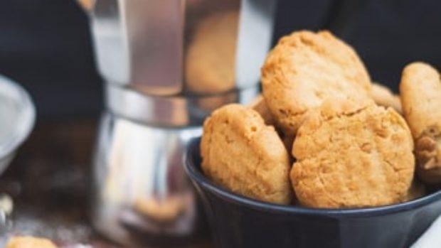 Receta de galletas de almendras sin gluten