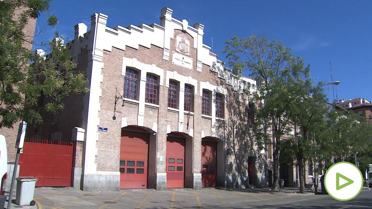 Parque de Bomberos Santa Engracia