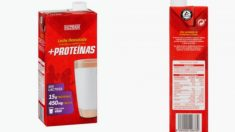Leche de proteínas de Mercadona