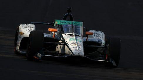 Fernando Alonso no pudo hacer nada por culpa de McLaren. (Getty)
