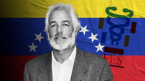 El consejero de Trabajo, Migraciones y Seguridad Social de la Embajada de España en Caracas, José Francisco Armas Pérez.