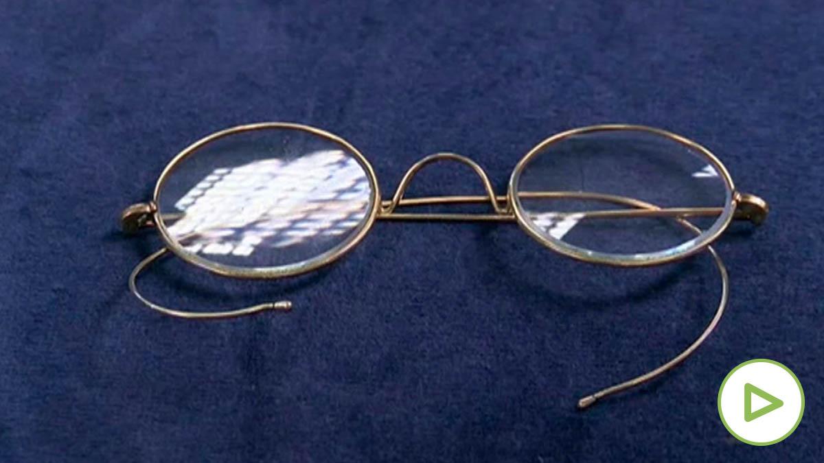 Las gafas de Gandhi