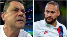 Neymar y Roncero, atacados por el Bayern.
