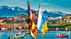Asturias y Cantabria fueron las regiones con más éxito turístico tras el hundimiento de las islas