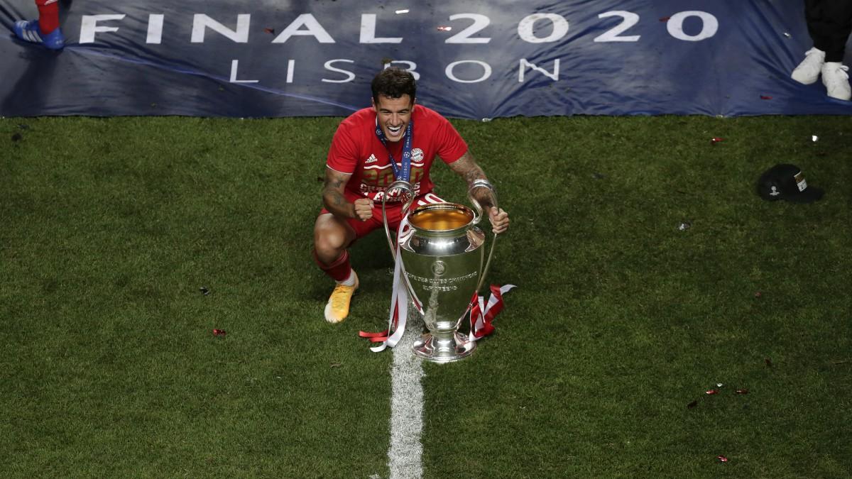 Koeman apuesta por Coutinho. (AFP)