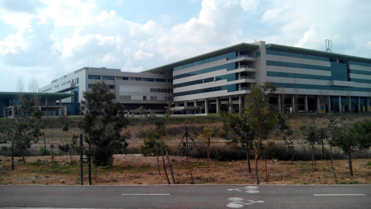 Hospital de Son Espases en Palma de Mallorca