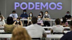 Un acto de Podemos