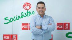 El alcalde de Casariche, Basilio Carrión (PSOE).