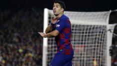 Luis Suárez no firmará por la Juventus. (Getty)