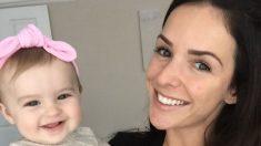 Las fotos de una bebé de solo seis meses acabaron en una web de pedófilos