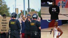 La NBA alza la voz tras un nuevo episodio de violencia racial en EEUU. (Getty)