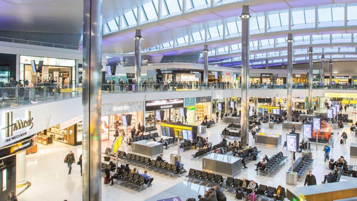 Aeropuerto de Heathrow – Londres