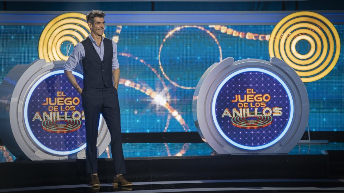 Jorge Fernández presenta 'El juego de los anillos'