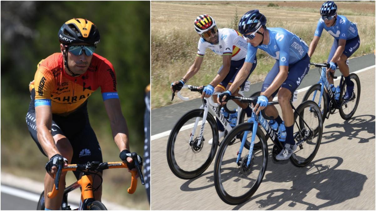 Los favoritos españoles del Tour de Francia 2020.