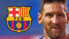 Messi se queda en el Barcelona..