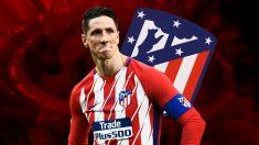 Fernando Torres prepara su regreso al Atlético.