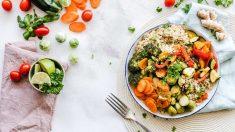 Un buen plato de verduras puede ser delicioso y diferente cada día
