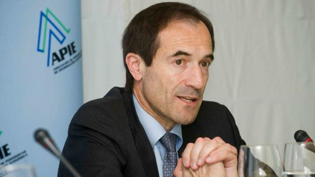 Manuel Menéndez, consejero delegado de Unicaja-Liberbank