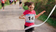 Descubre toda la información sobre el running en niños
