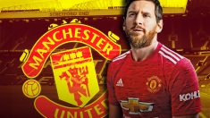El United también estudia el fichaje de Messi.