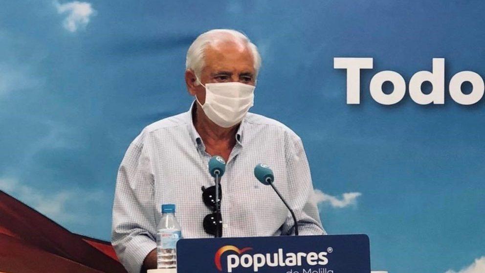 El PP de Melilla pide la dimisión de los ministros de Interior y Migraciones tras el motín en el CETI