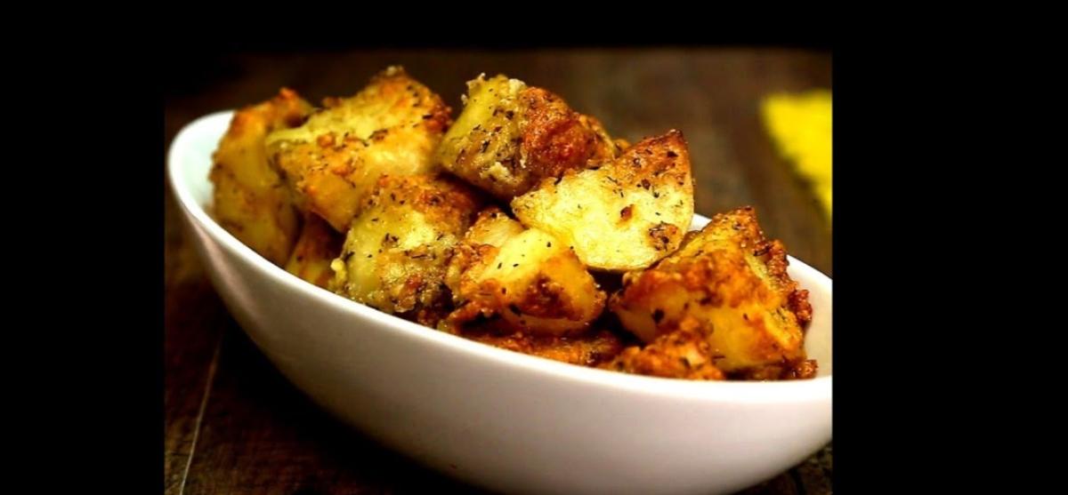 Receta de Patatas guisadas con estragón