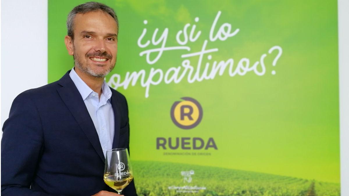 Santiago Mora, director general de la D.O. Rueda
