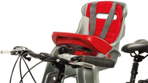 Las mejores sillas infantiles de bici para llevar a tus hijos a la escuela