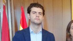 Javier Ollo, alcalde de Alsasua.